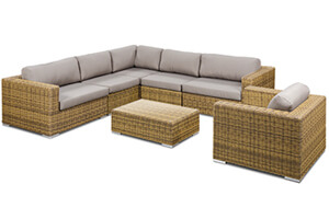 Patio Weaving Sofa