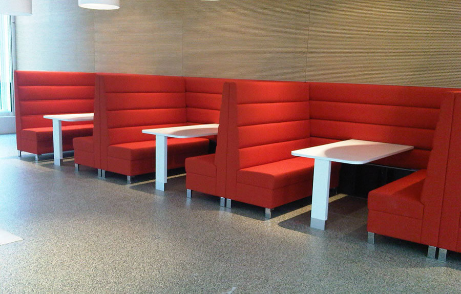 Booth Sofa Seating In India Booth Sofa Seating